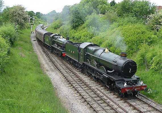GWSR Steam Railway